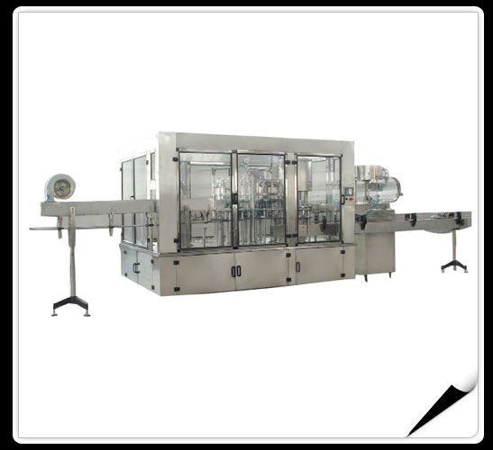 Carbonated Drinks Bottling Line  > Carbonated Drinks Washing Filling Capping Production Line