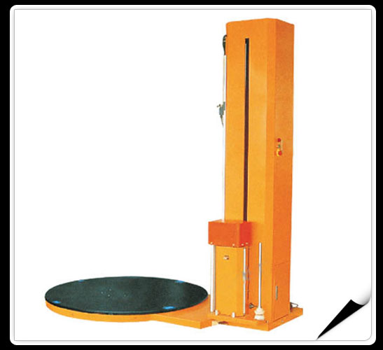 Stretch Wrapping Machines.  > Pallet Stretch Wrapping Machine