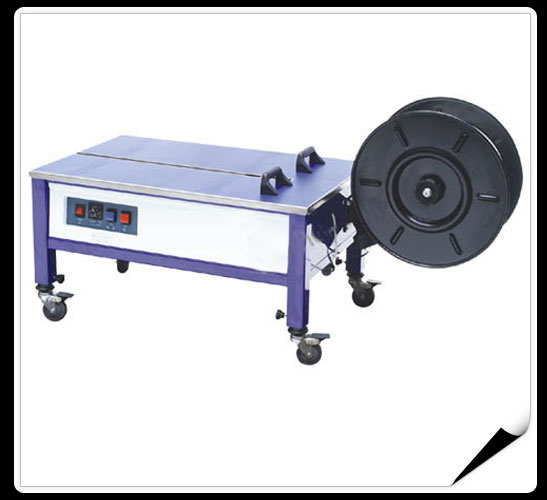 Strapping Machines  > Semi-Automatic Strapping Machine